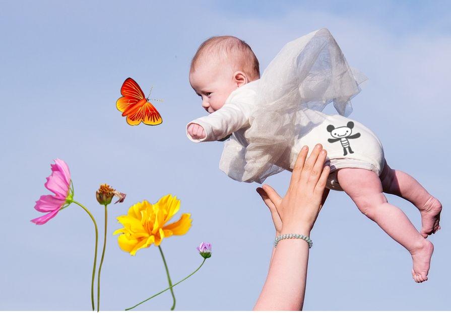 kosmetyki naturalne dla dzieci, domowe kosmetyki DIY, pielęgnacja (Fot. Pixabay)