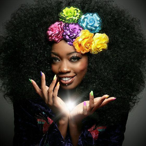 afro, afrykańskie fryzury (Fot. Pixabay)