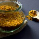 Hinduska maseczka z kurkumy. DIY
