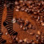 Kawowe skarpetki wygładzające. DIY