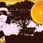 Azjatycki krem pomarańczowy do twarzy z witaminą C. DIY