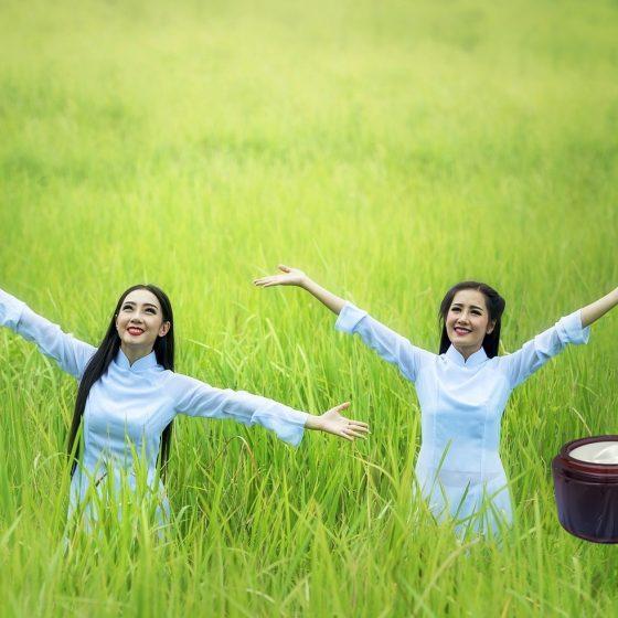 ryż, sekret urody japonek, naturalne kosmetyki, przepisy, diy, jak kobiety z różnych stron świata dbają o urodę, krem, pielęgnacja twarzy, azjatyckie kosmetyki