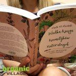 """""""Wielka Księga Kosmetyków Naturalnych"""" już w sprzedaży"""