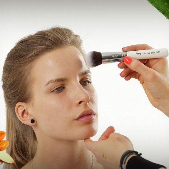 baza pod makijaż, naturalne kosmetyki, domowe kosmetyki, diy, przepisy na kosmetyki