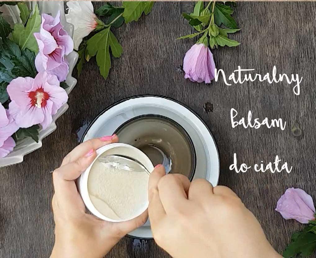 balsam do ciała, przepisy na domowe kosmetyki naturalne, diy, pielęgnacja ciała, masło kakaowe, rytuały piękna i sekretne receptury, wielka księga kosmetyków naturalnych