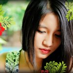Indonezyjski szampon hibiskusowy. DIY
