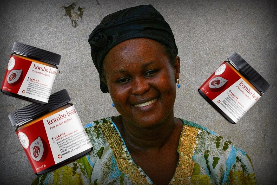 masło kombo, przepisy na naturalne kosmetyki, naturalny bronzer, samoopalacz, jak kobiety z różnych stron świata dbają o urodę, rytuały piękna, afrykańskie masło