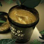 Balijski scrub kawowy dla mężczyzn