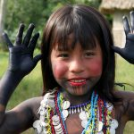 Amazońska Jagua. Plemienny żel do tatuażu tymczasowego