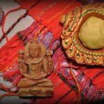 Hinduski peeling dla noworodka. DIY